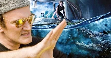 Quentin Tarantino desvela que 'Infierno bajo el agua' es su película favorita de lo que llevamos de 2019