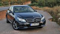 Mercedes-Benz E 220 CDI 7G-TRONIC, prueba (conducción y dinámica)