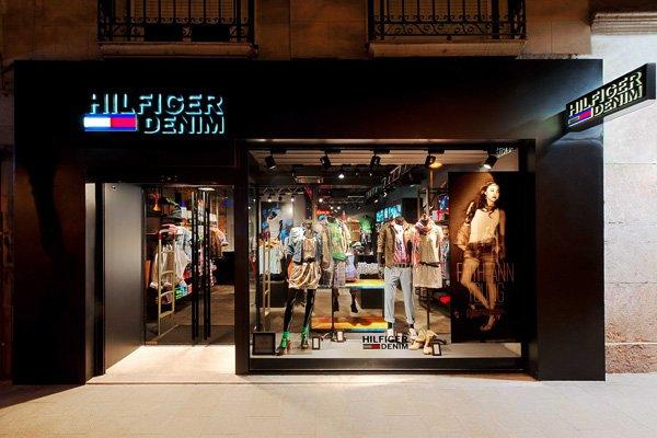 Tommy hilfiger denim abre tienda en madrid bienvenida al para so del denim - Tiendas de muebles en madrid capital ...