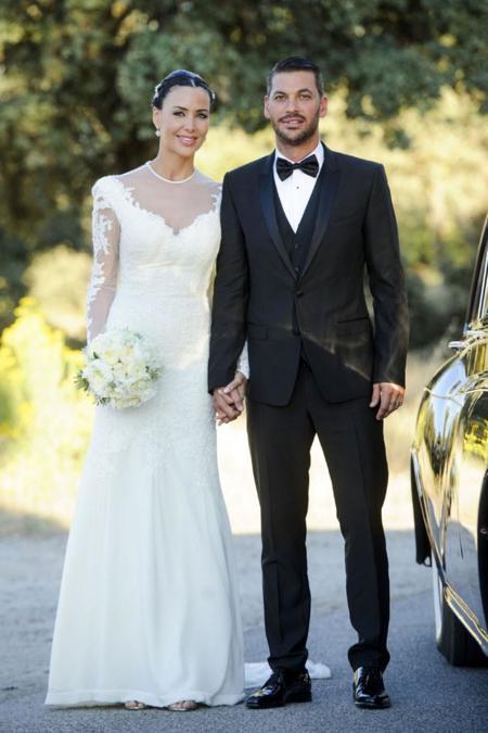 Vania Millán y Rene Ramos