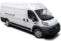 2014 RAM ProMaster, una furgoneta con sabor italiano