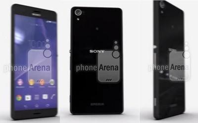 Aparecen nuevas supuestas imágenes del Sony Xperia Z4, con una pantalla de 5.4 pulgadas QuadHD