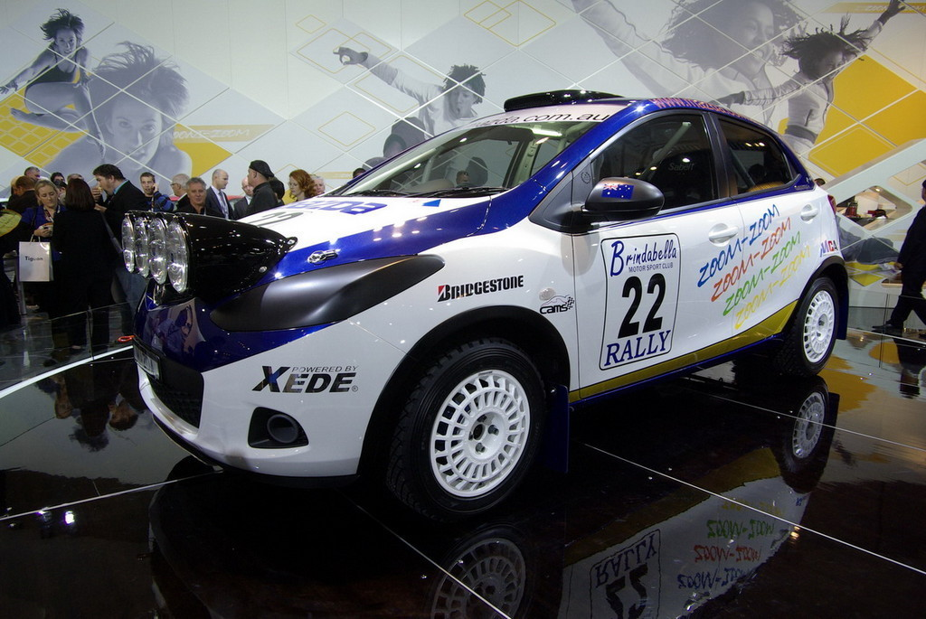 Foto de Mazda2 Extreme (4/17)