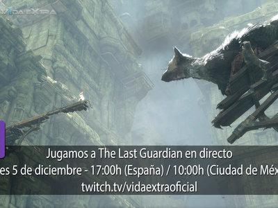Streaming de The Last Guardian hoy a las 17:00h (las 10:00h en Ciudad de México) [finalizado]