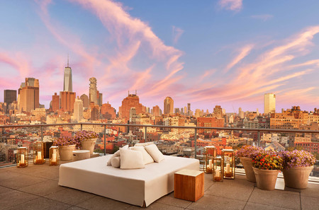 Xpublic New York The Roof Terrace View Freedom Tow1