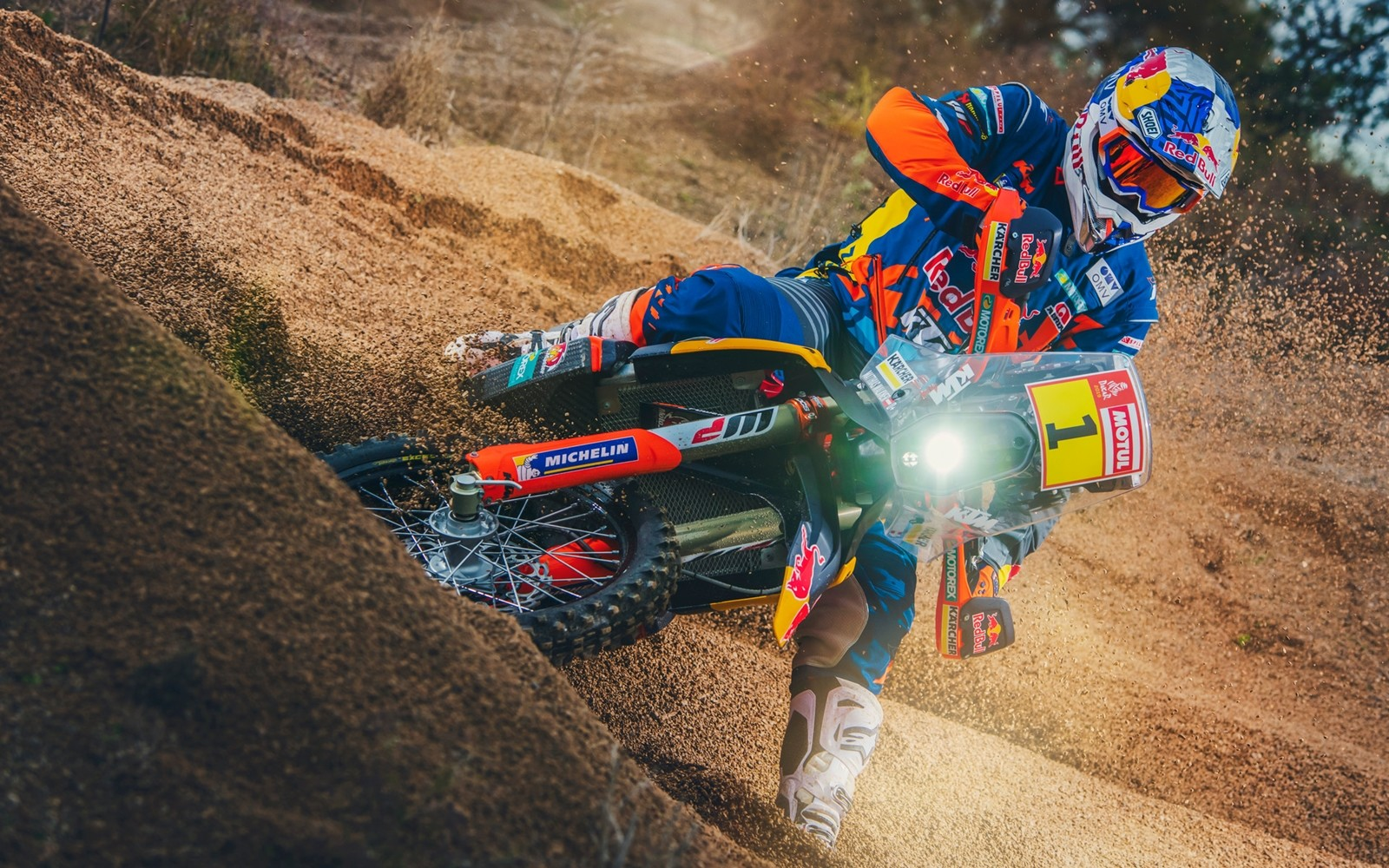 Foto de KTM 450 Rally Dakar 2019 (67/116)