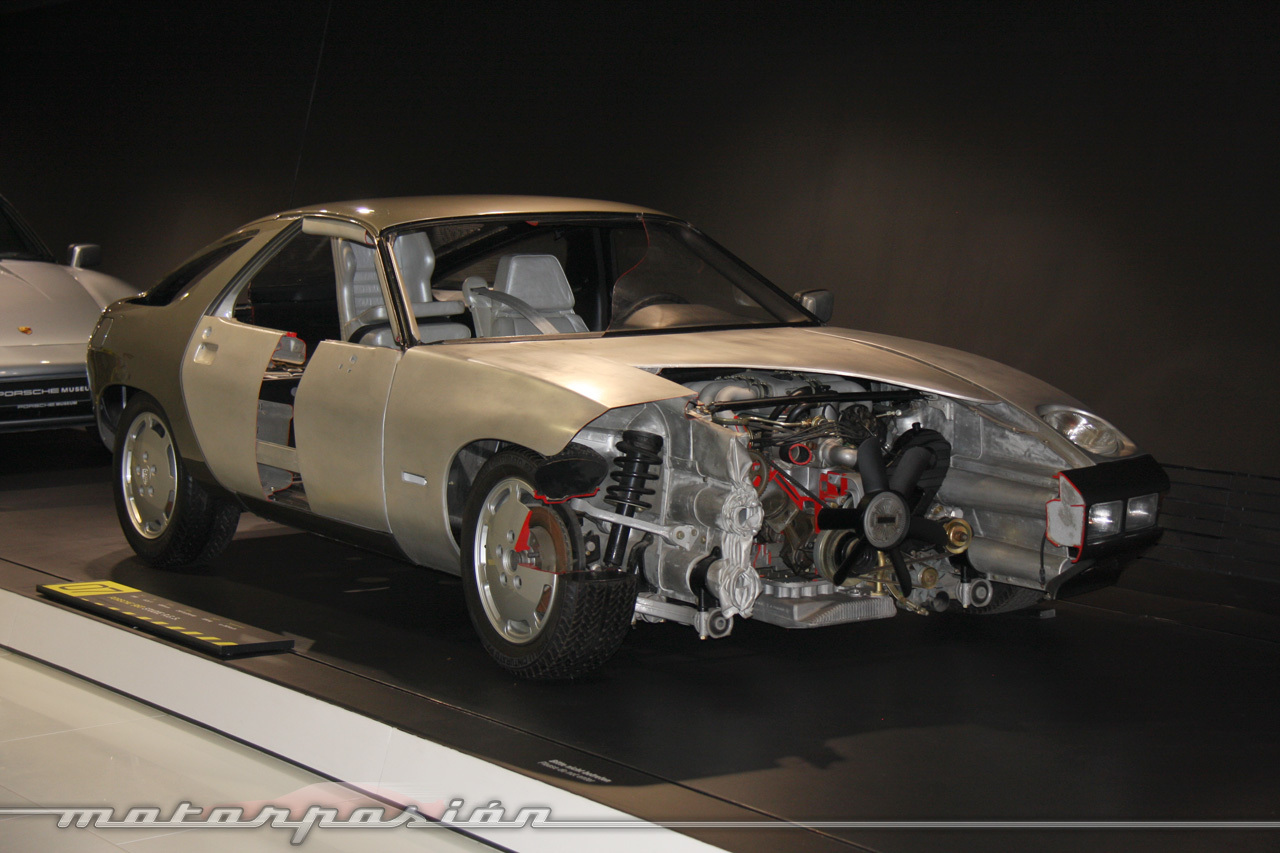Foto de Museo Porsche - Project: Top Secret! (24/54)