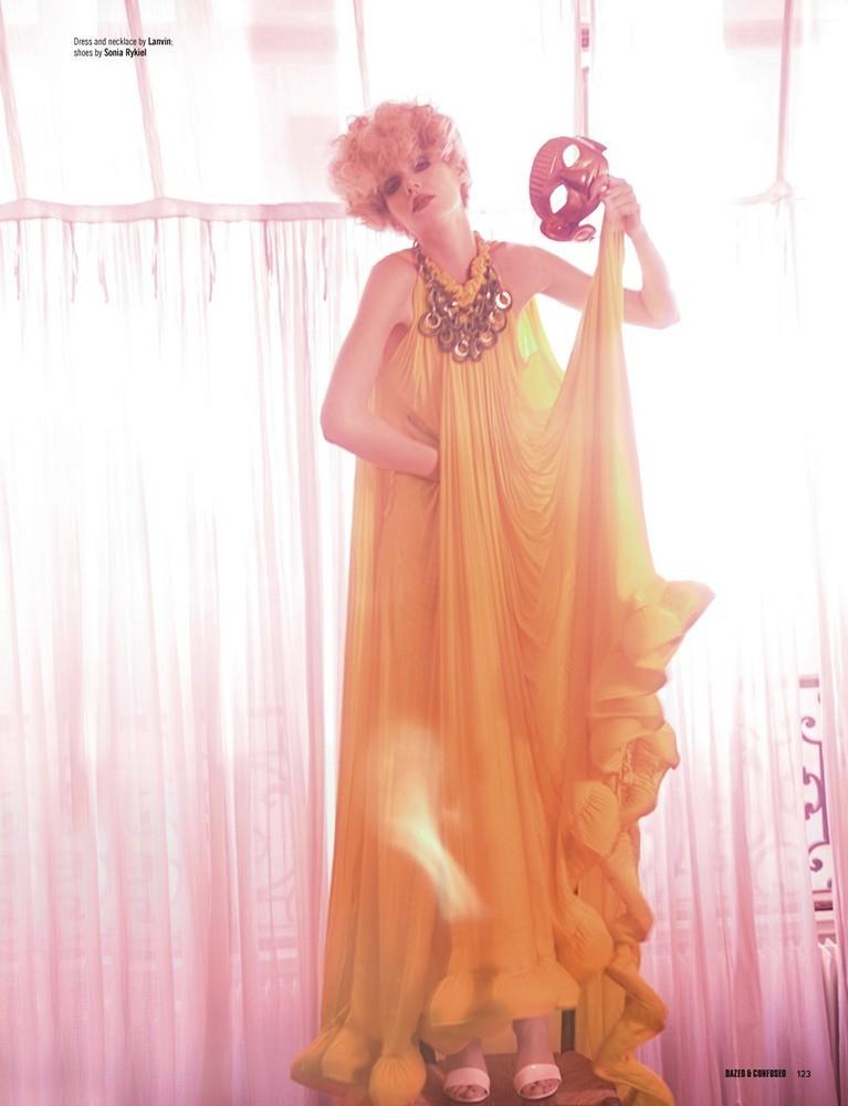 Foto de Diferentes estilismos del vestido globo de Lanvin (1/7)