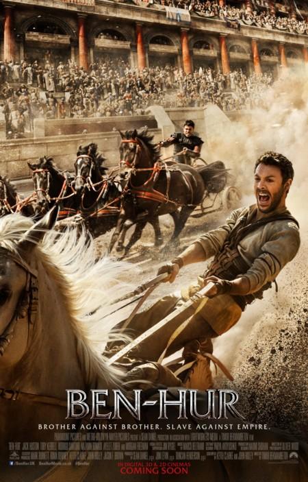 Otro póster de Ben-Hur
