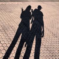 Adivina... qué pareja se lo pasa pipa en Instagram