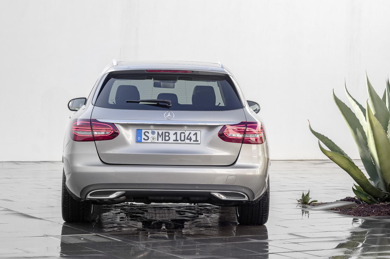 Foto de Mercedes-Benz Clase C 2018 (15/23)