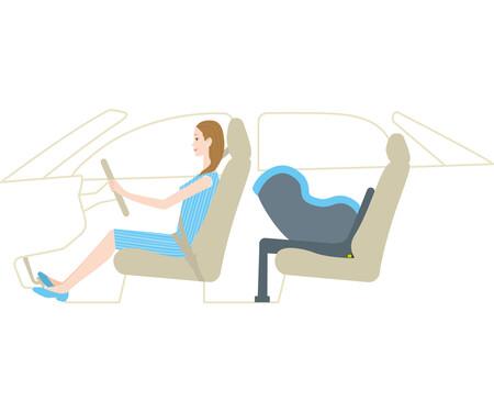 Top Tether, Low Tether y la pata de apoyo en las sillas de coche: por qué son muy importantes para la seguridad del bebé