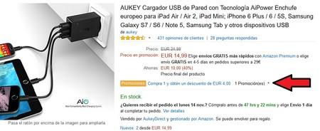 Amazon Aukey