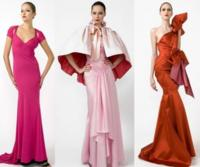 Vestidos de fiesta: looks de noche en las Colecciones Crucero 2010
