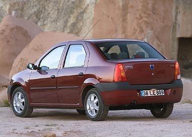 Llega el Dacia Logan