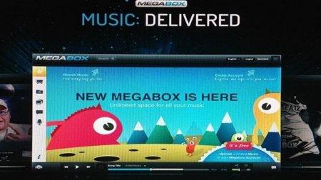 Kim Dotcom a punto de contraatacar con Megabox, un nuevo servicio de descargas musicales