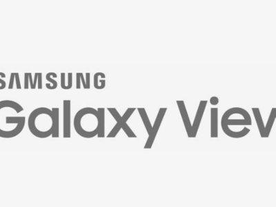 Galaxy View: procesador Exynos 7 y 2 GB de RAM para la tablet de 18,5 pulgadas de Samsung