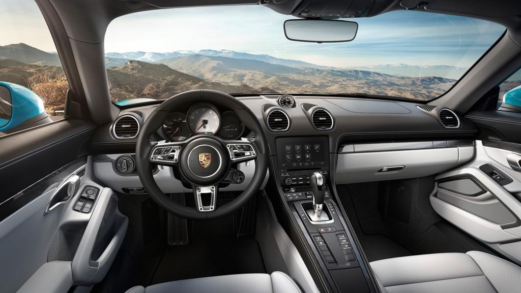 Porsche 718 Cayman 2016 6