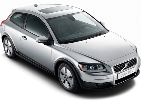 Volvo C30 BEV, un proyecto de coche eléctrico