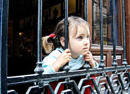 La foto de tu bebé: Silvana tras las rejas