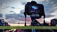 Cinco vídeos en Stop Motion actuales para inspirarse