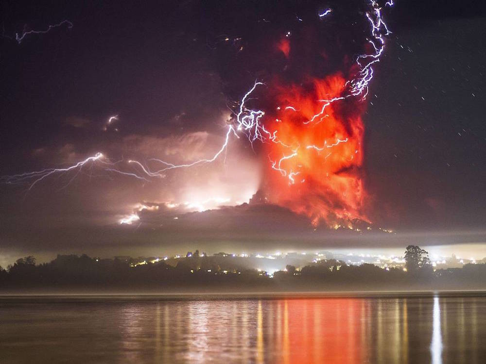 Vocan Calbuco Chile 5