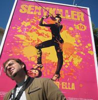 Entrevista a Paco Cabezas, guionista de 'Sexykiller'