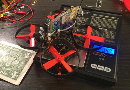 Mcintosh Miniature Drone