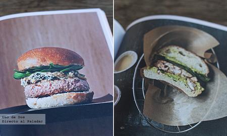Hamburguesas Gourmet. Libro de recetas