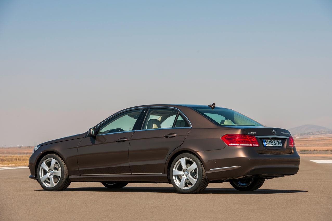 Foto de Mercedes-Benz Clase E 2013 (16/61)