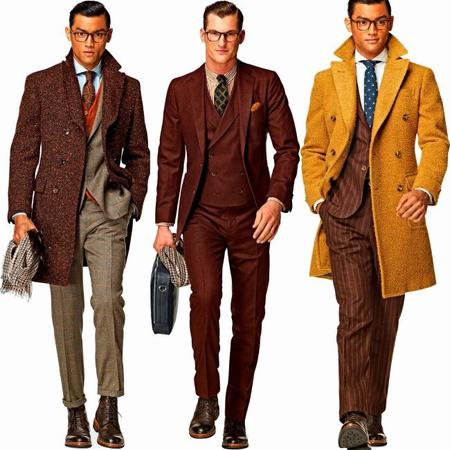 SuitSupply Fall/Winter 2014 Collection