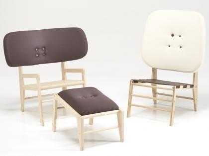 Antropomorfo chairs, diseñadas por niños