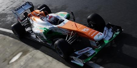 Del simulador a la pista: James Rossiter probará con Force India