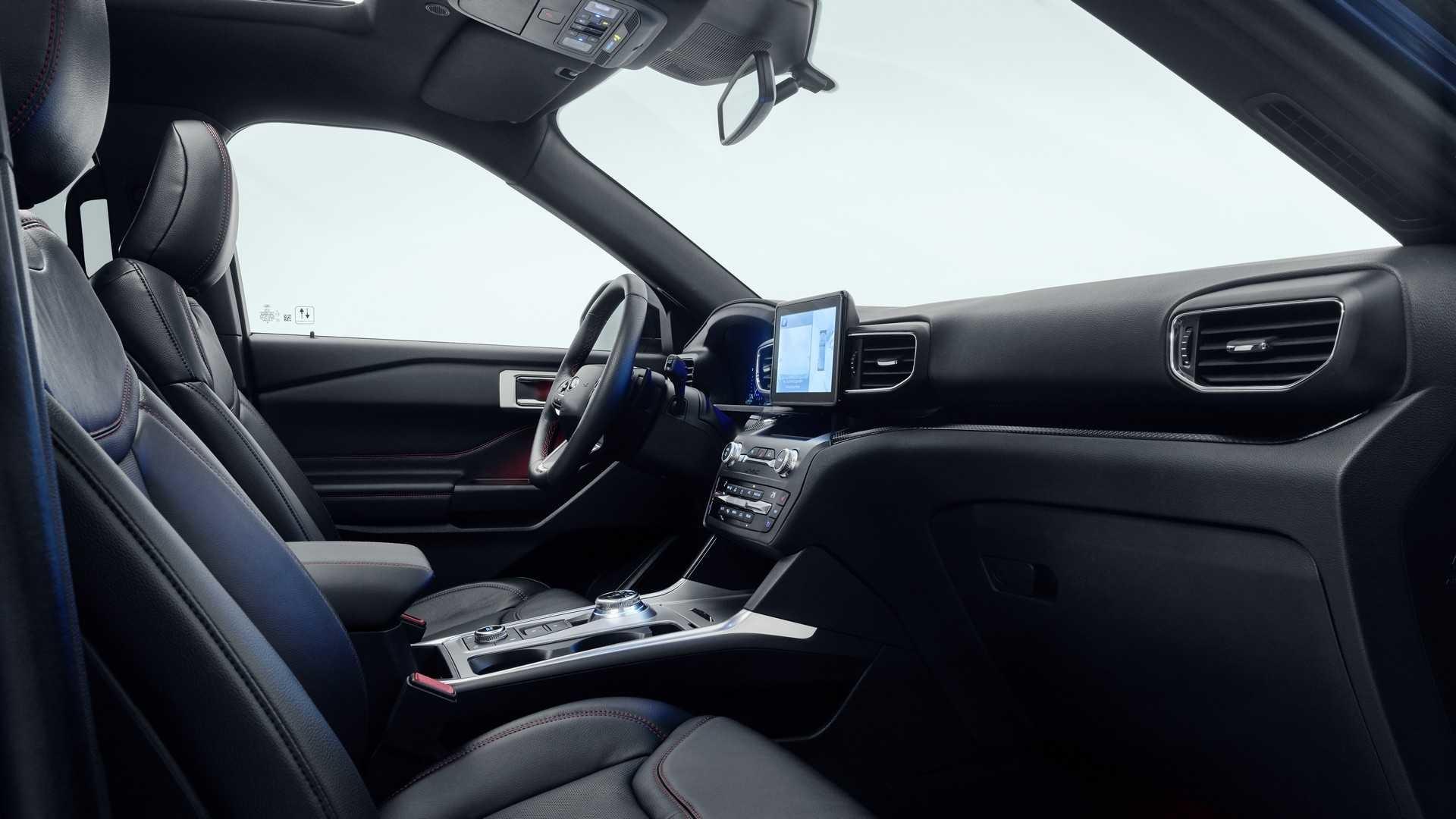 Foto de Ford Explorer PHEV 2020 (8/11)