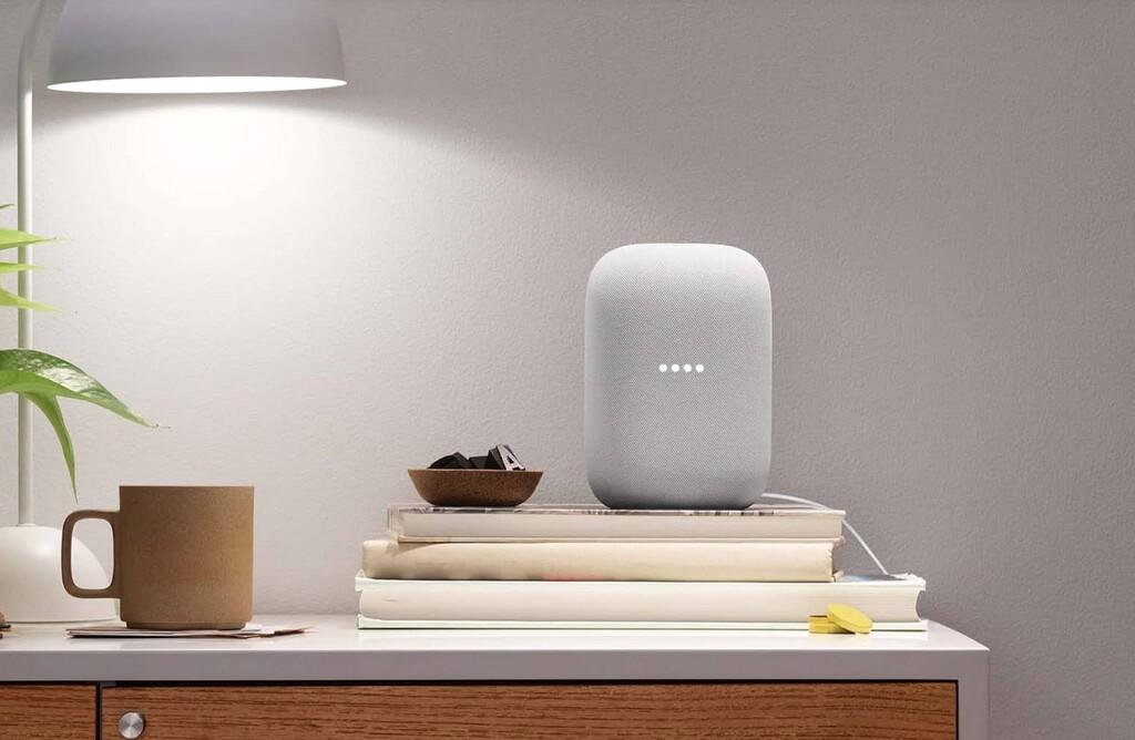 Google Nest Audio: el nuevo altavoz inteligente da un paso al frente en sonido con hasta un 75% más volumen