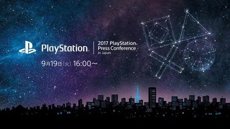 Sigue en directo la conferencia de Sony en el Tokyo Game Show 2017 [finalizado]