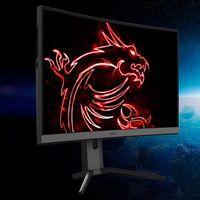 Este monitor gaming curvo y de gama alta cuesta ahora menos que nunca en Amazon: MSI Optix MAG272CQR por 319 euros