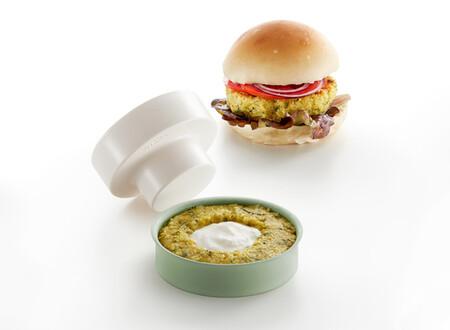 Veggie Burger 01