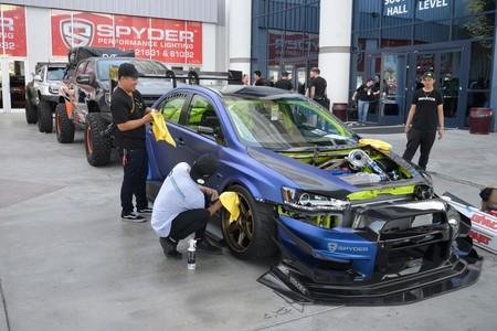 SEMA Show 2018 Subaru WRX STi