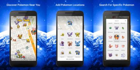 Poke Radar para Pokémon GO: la aplicación que te ayudará a encontrar nuevos pokémons