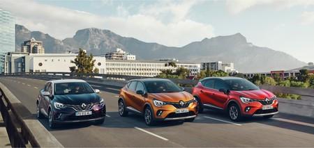 Renault Captur 2019 Colores