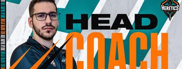 El fichaje de Lgend como entrenador principal de Team Heretics deja muchas dudas tras los cambios de febrero en el equipo de CoD