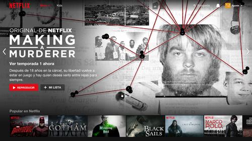 Netflix : Así puedes acceder a categorías y menús ocultos para el resto de usuarios