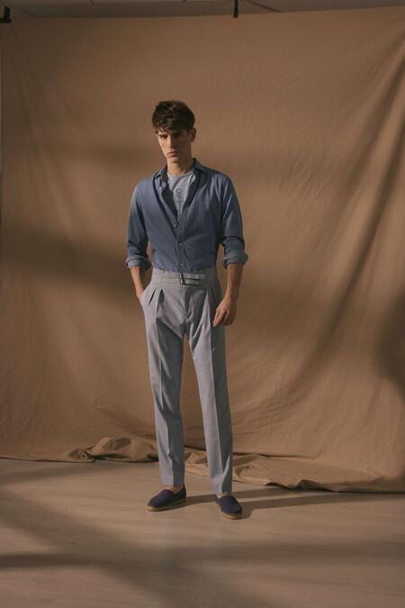 Bermudas cargo y pantalones con pinzas: la clave de PuroEGO para lucir estilazo elegante en verano y que puedes encontrar en El Corte Inglés