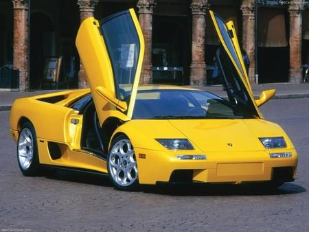 Recordando A Lamborghini Diablo El Coche De Poster Que Seguramente