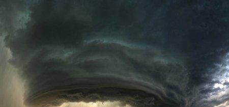 Ver la furia de la naturaleza en timelapse es lo más cercano a presenciar el fin del mundo
