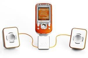 MPS-60, altavoces portátiles de Sony Ericsson