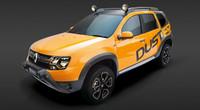 Renault Duster Détour, desde Sudáfrica