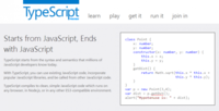 Microsoft presenta TypeScript, su nuevo lenguaje de programación
