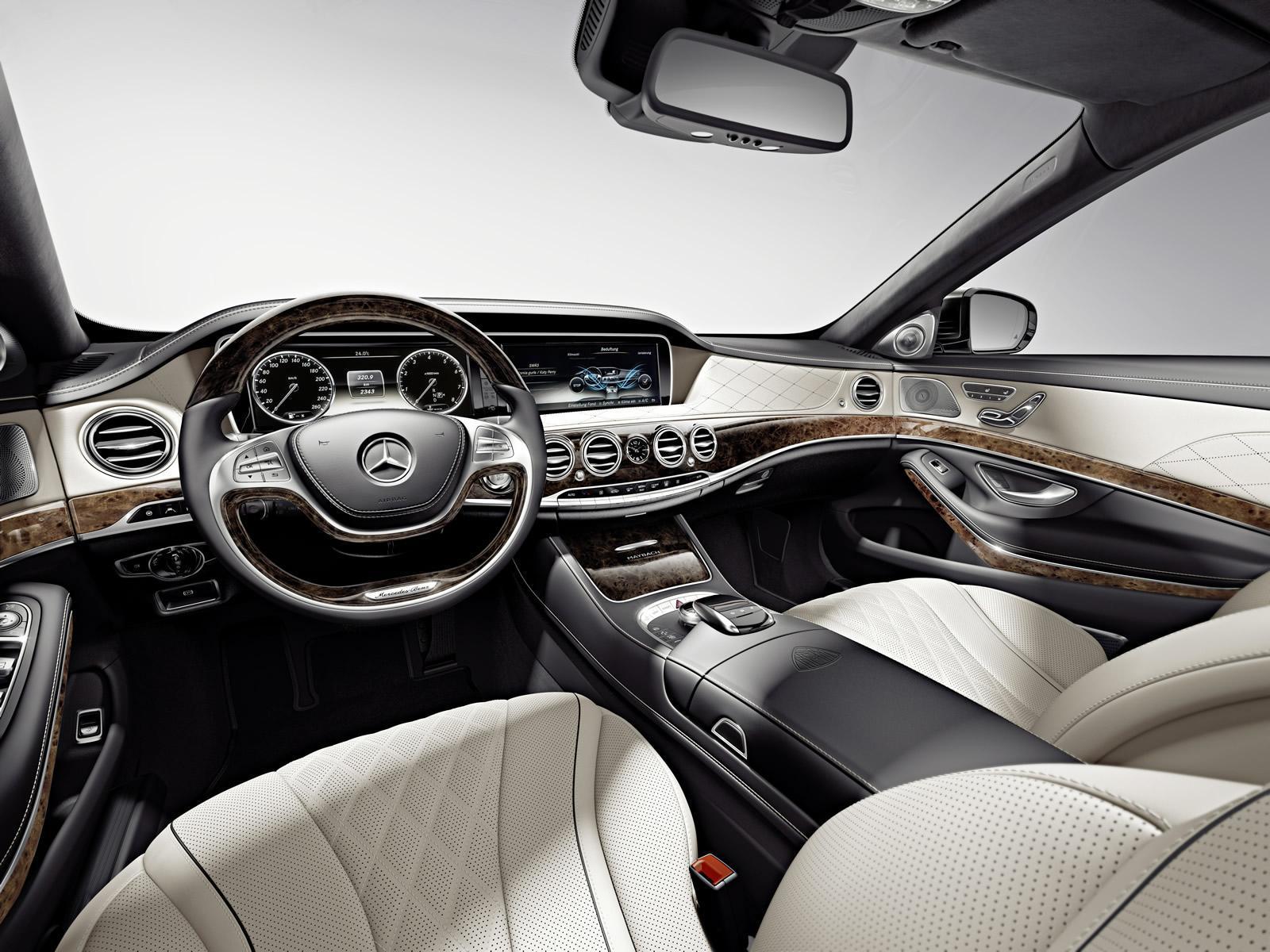 Foto de Mercedes-Benz Clase S Maybach (38/38)